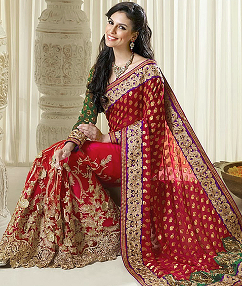 Bridal Sarees - Online Shopping India