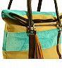 Osi Teal Tote Bag - Online Shopping India